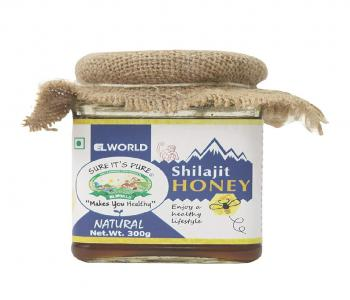 Shilajit Honey