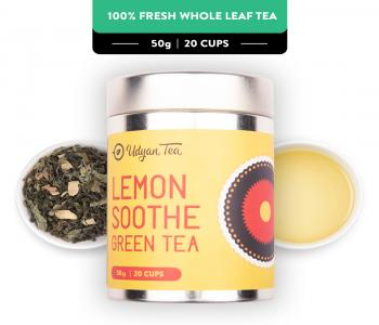 Lemon Soothe Green Tea - 50 g