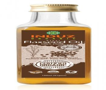 Flaxseed Oil (Cold Pressed) 100 Ml.
