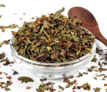 Rama Tulsi Tea (Pure & Natural Sun dried Rama Tulsi Leaves Tea)