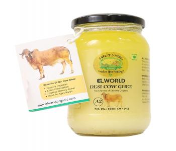 Natural A2 Cow Ghee
