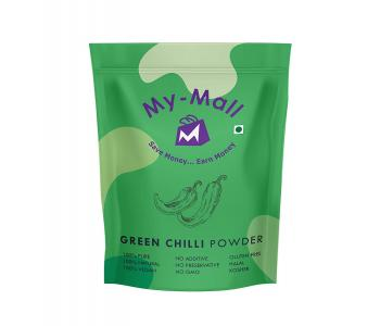 100% Natural  Green Chilli (Mirchi) Powder